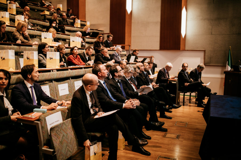 6th Italian Business Forum - Audience