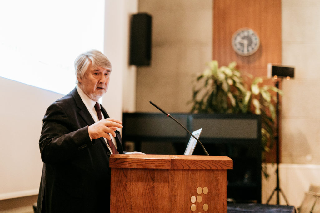 Giuliano Poletti, Minister for Labour and Social Policies, Italy