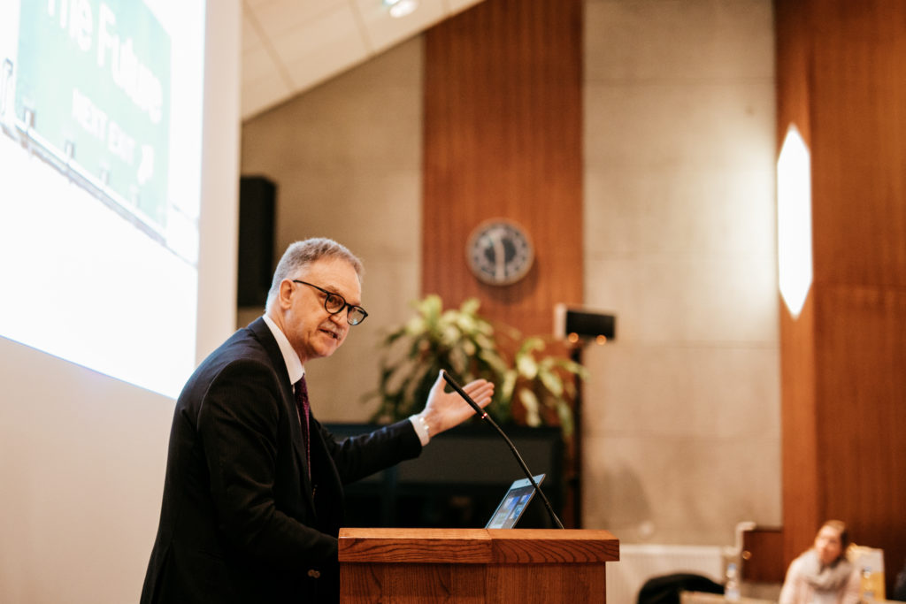 Prof. Maurizio Fermeglia, Dean, University of Trieste