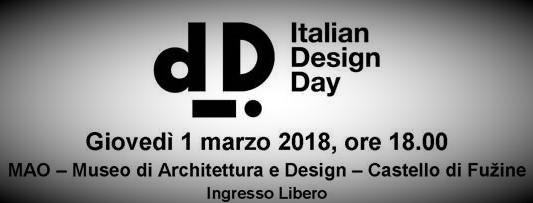 Italian Design Day 2018