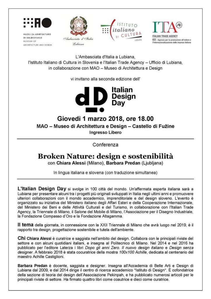 Italian Design Day ITA